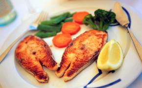 Savory Salmon