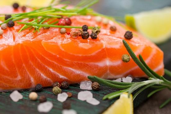 Strawberry Sauce Salmon Recipe