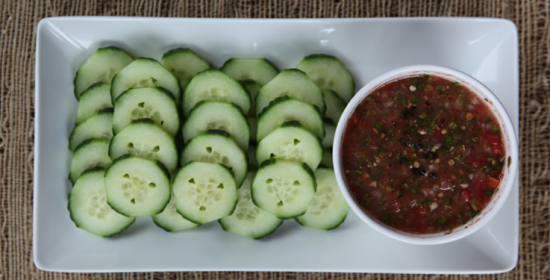 Salsa Fresca weight loss and diet snack
