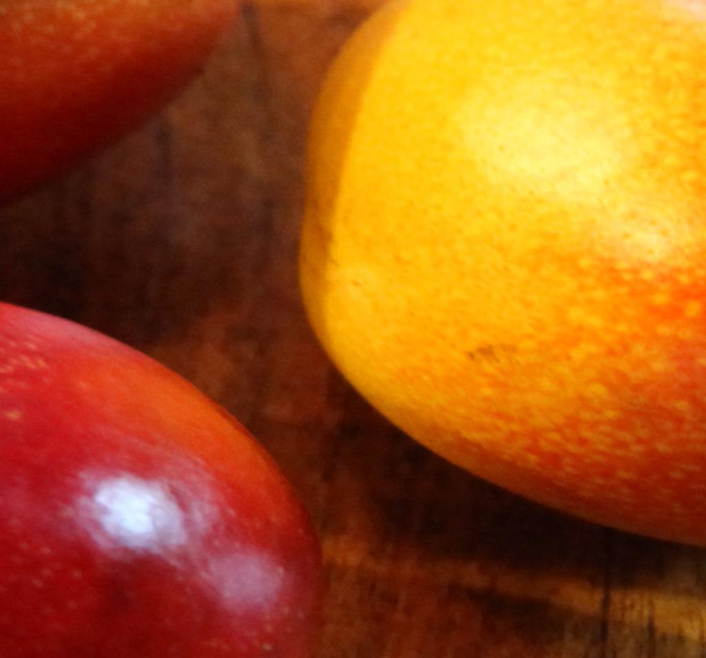 MANGO GAZPACHO | Organic EatsOrganic Eats
