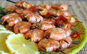 Spicy Citrus Grilled Shrimp Recipe