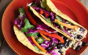meatless taco b
