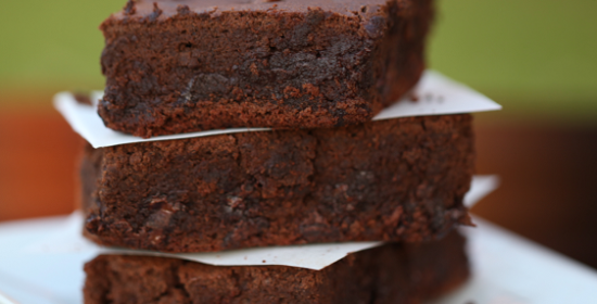 Black Bean Brownies Gluten-free