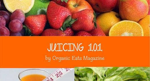 Juicing 101 Free Bonus Book