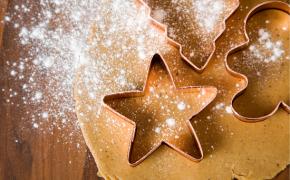 Paleo primal rolled sugar cookies for Christmas