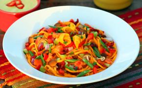 raw vegan or plant based gluten free paleo primal recipe low calorie fresh vegetables diet