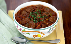 Traditional Texas Primal or Paleo Diet No Bean Chili