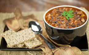 Plant based chili recipe