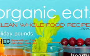 organic eats free online diet recipe magazine January issue