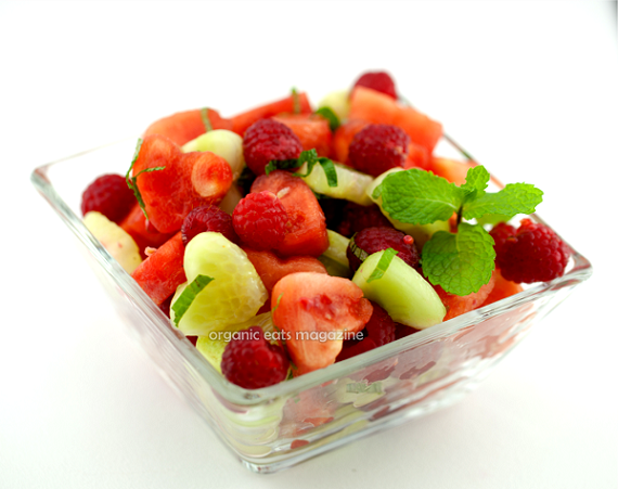 Sweetheart Fruit Salad Recipe
