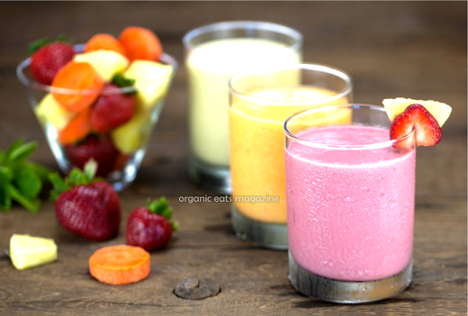 Plant based Paleo Diet no protein powder Protein Smoothies Organic Eats Magazine