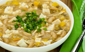 Chicken White Bean Chili Recipe