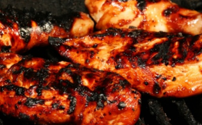 Grilled Chicken Breast BBQ Sauce Recipe