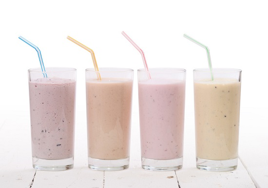Making Healthy Smoothie Recipes