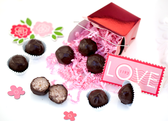 Paleo Chocolate Truffles Recipe