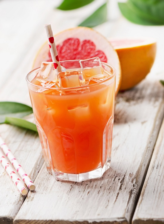 Fresh Squeezed Grapefruit Juice Recipe