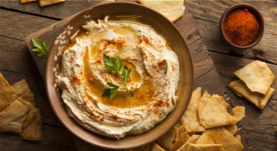 Lower Calorie Hummus Recipe | Organic EatsOrganic Eats