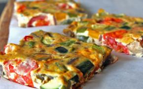 Vegetable Frittata Recipe Paleo