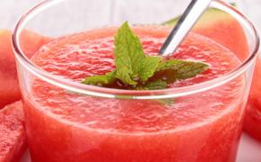 Watermelon Gazpacho Paleo Recipe