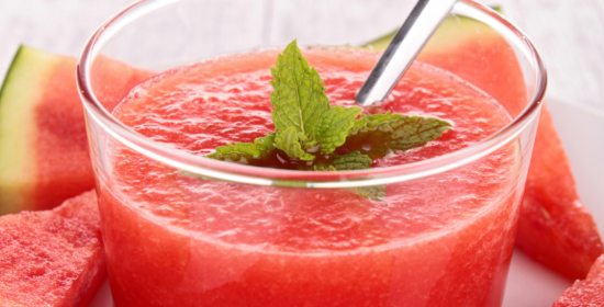 Watermelon Gazpacho Paleo Recipe