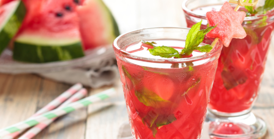 Watermelon Limeade Watermelon Lemonade